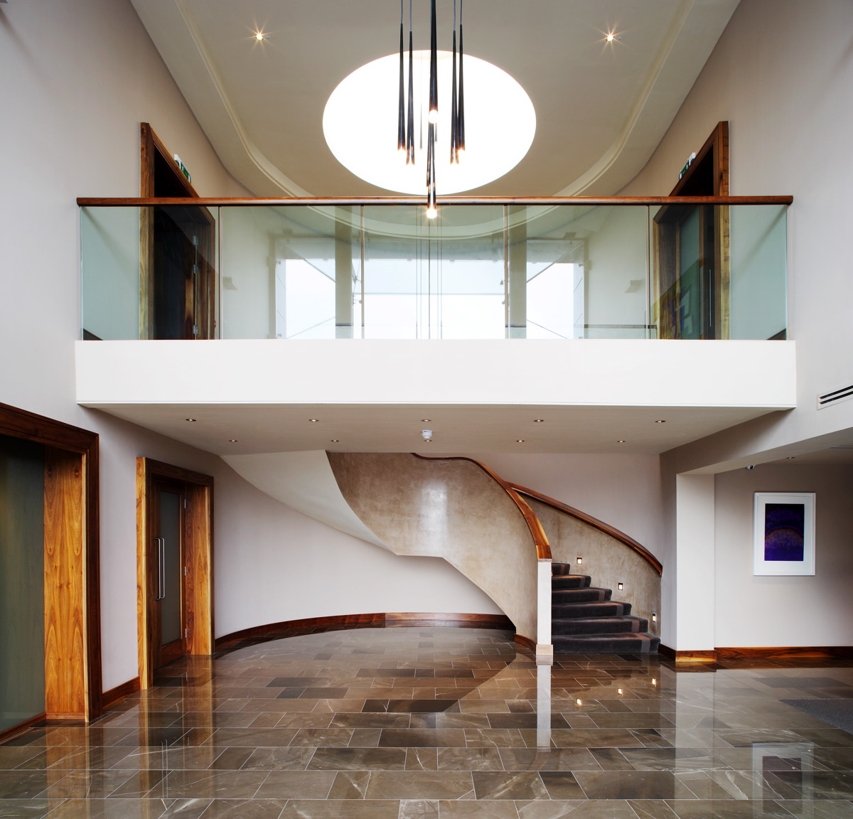 Commercial Interior Corporate Office Headquarters Dublin Ireland