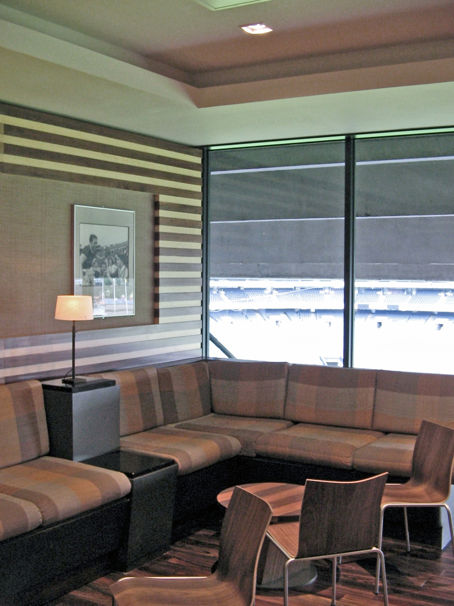 Commercial Interiors Corporate Entertainment Suite Croke Park Dublin