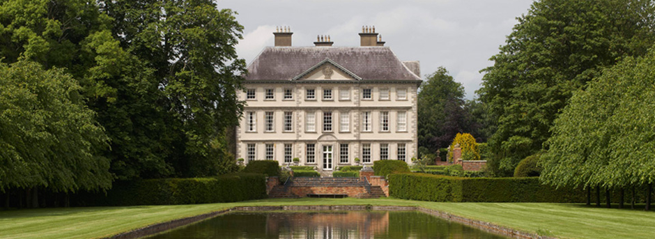 Conservation Project Country House Slane Ireland