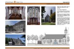 St Oliver Plunkett cover sheet