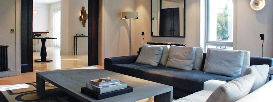 Contemporary Interior Private House Carrickmines Oaks Dublin 18