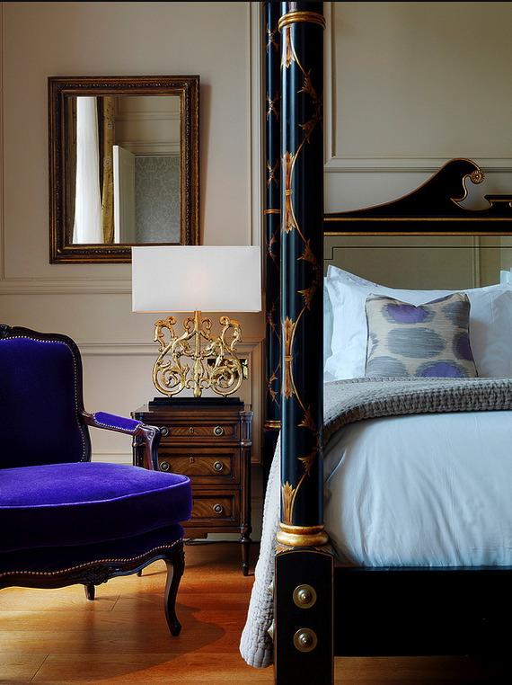 Kensington Bedroom The Kensington Hotel London UK