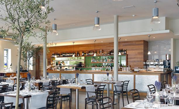 Interior Ivan's Restaurant & Beshoffs | Howth, Co. Dublin
