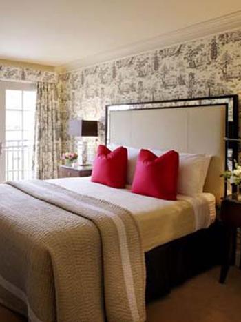 The Normandy Hotel Interior, Washington DC