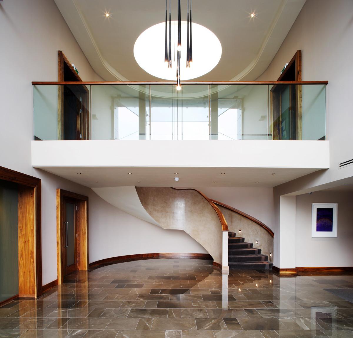 Commercial Interior Corporate Office Headquarters Dublin Ireland