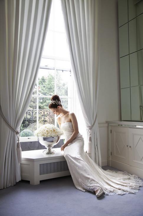 Commercial Interiors Bridal Showroom Merrion Square Dublin Ireland