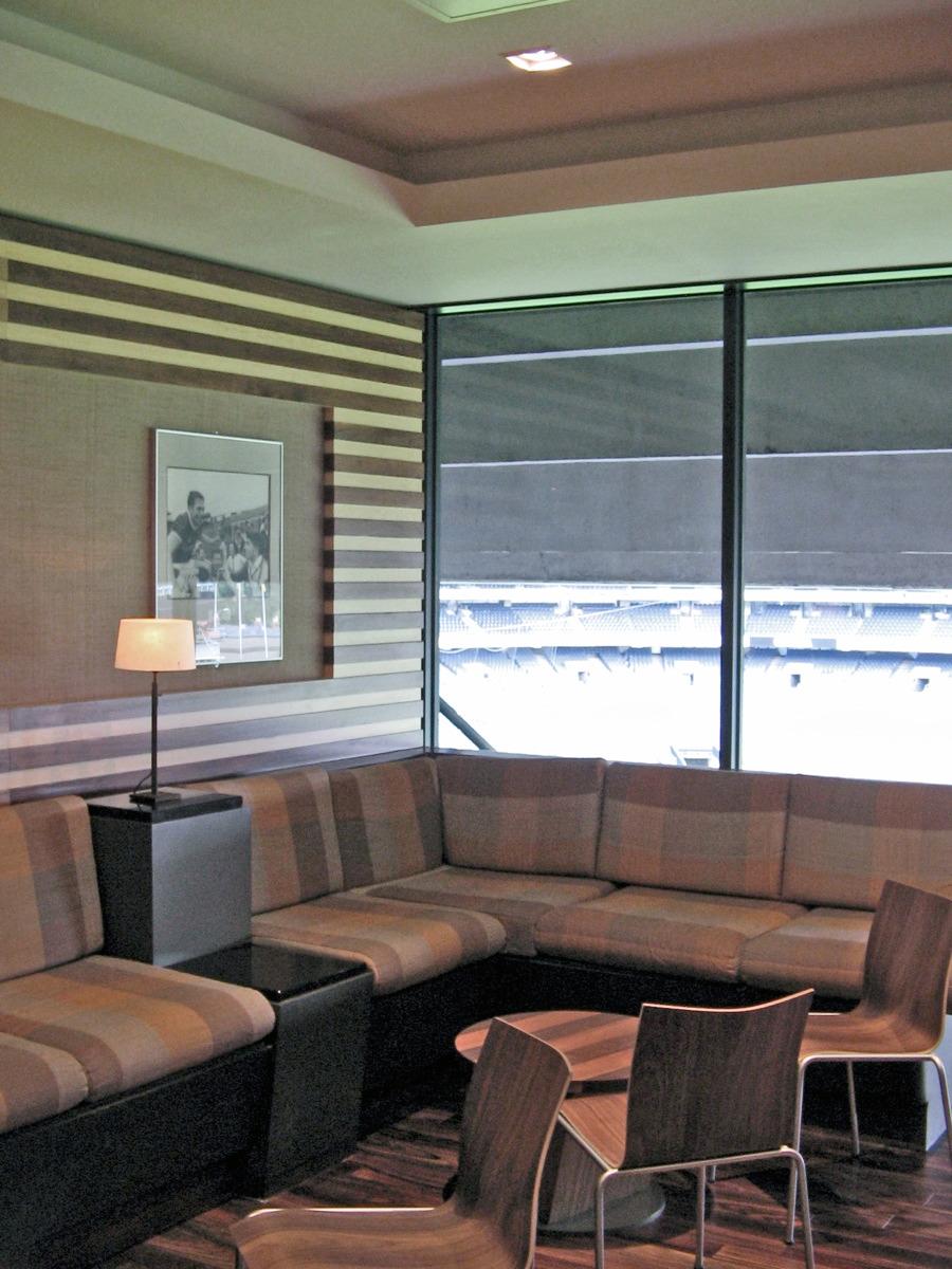 Commercial Interiors Corporate Entertainment Suite Croke Park Dublin