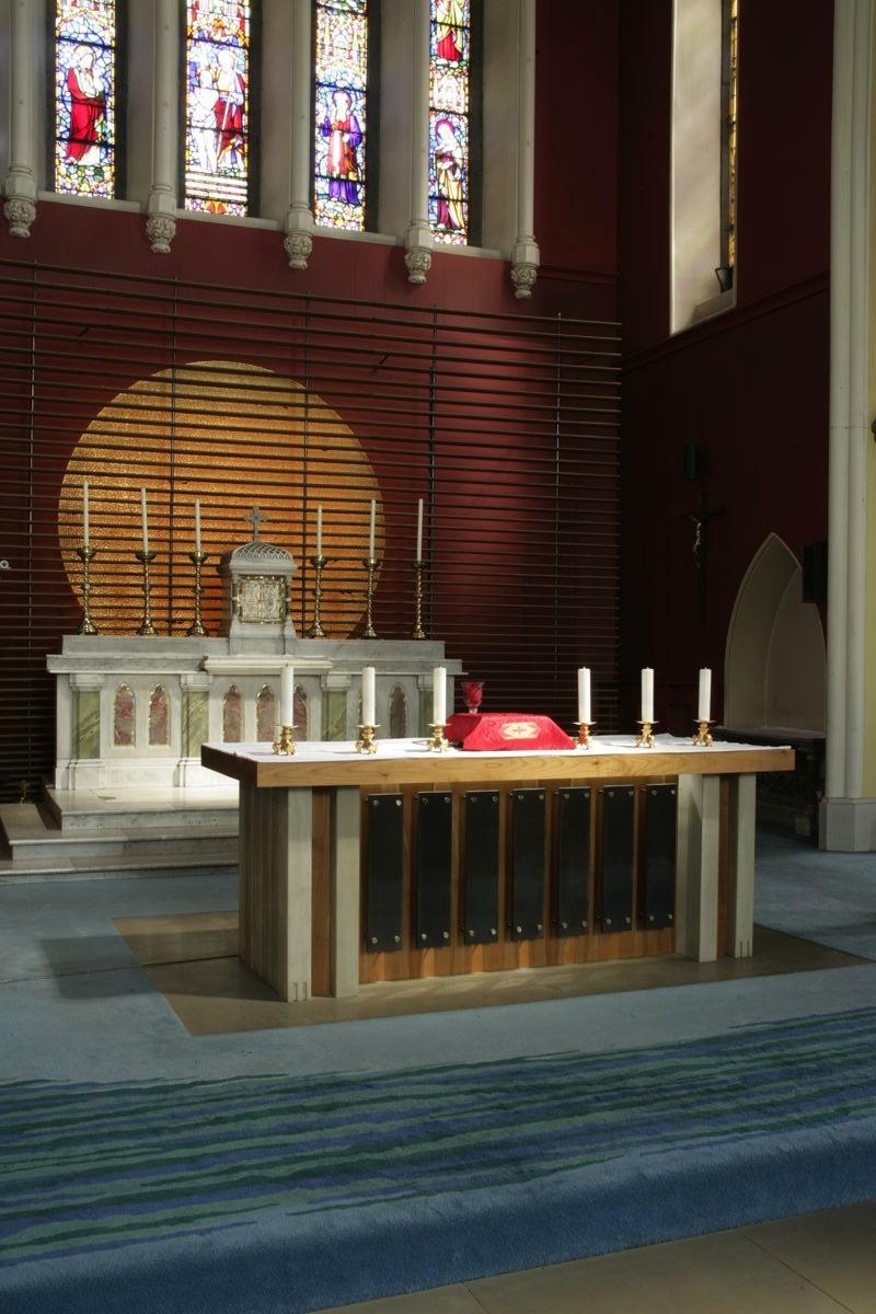 ST. NICHOLAS' CHURCH, DUNDALK | ALTAR
